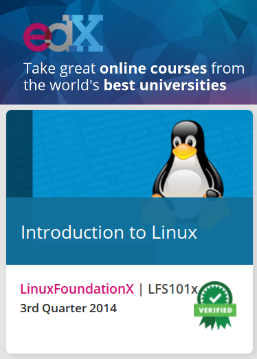 Introduction to Linux Course