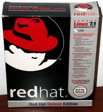 RedHat Linux 7.1